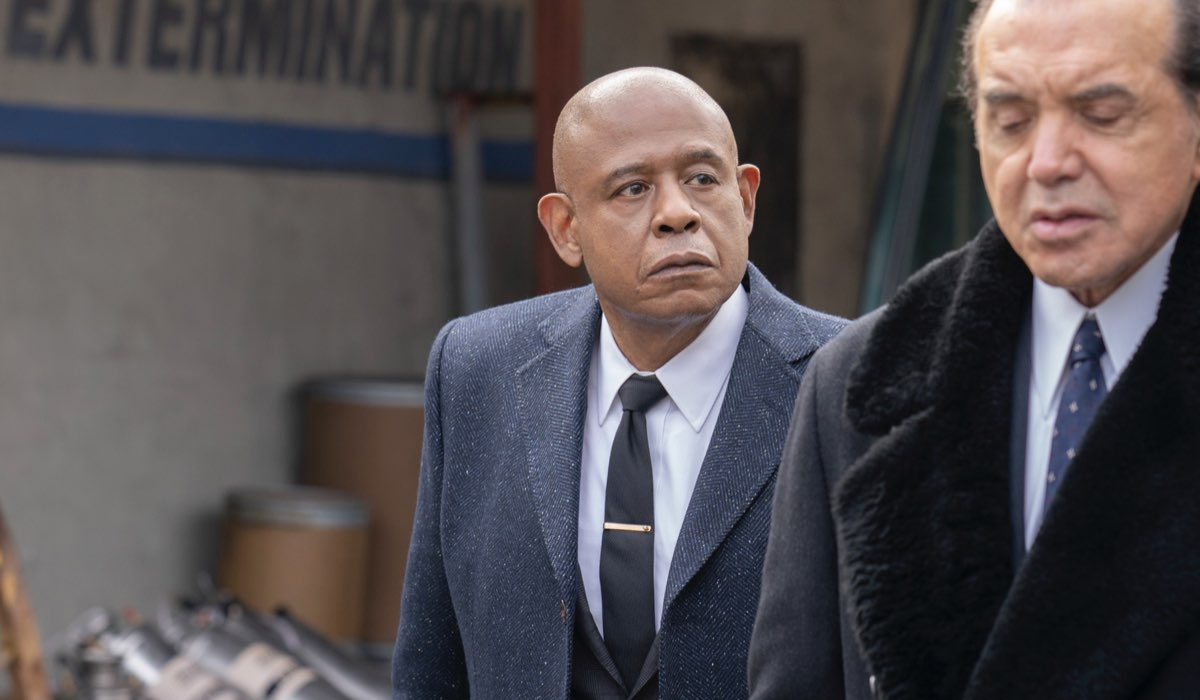 Forest Whitaker in Godfather of Harlem star disney plus