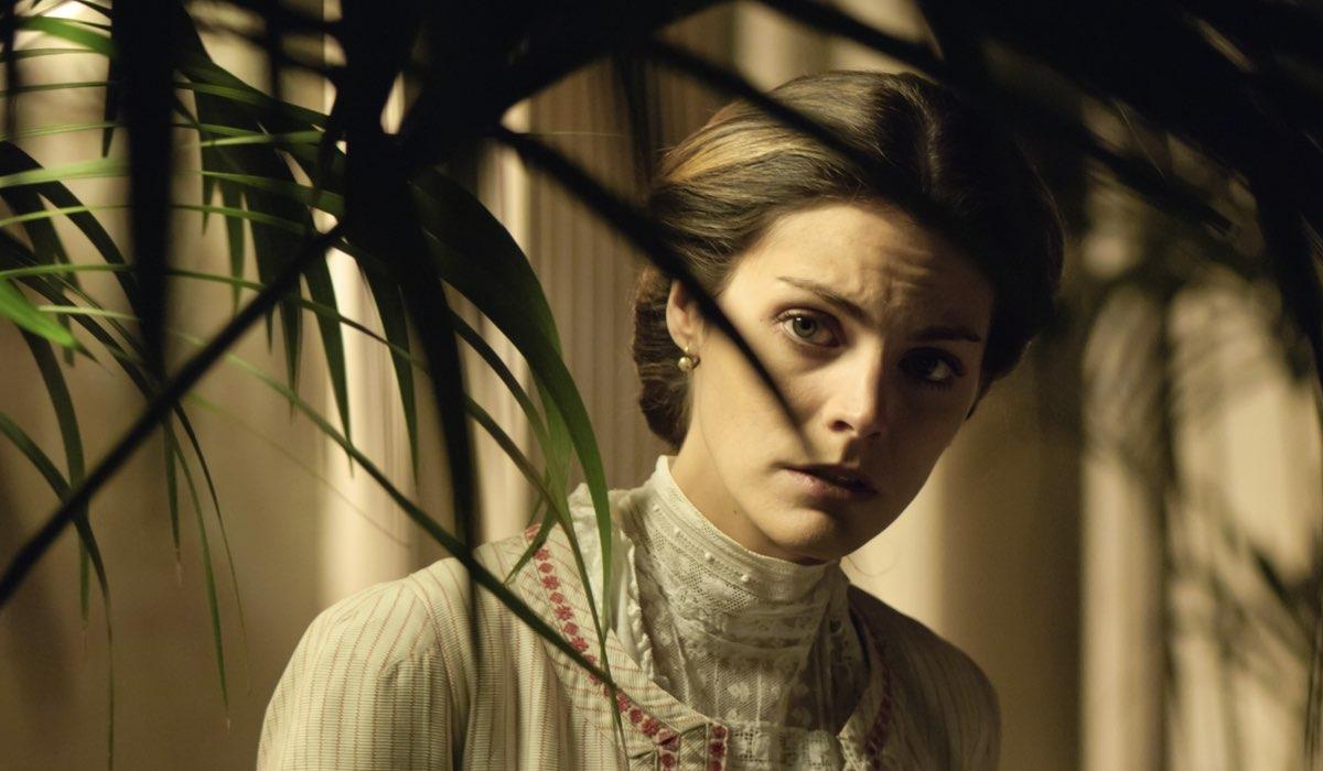 Amaia Salamanca (Alicia Alarcón) in una scena di