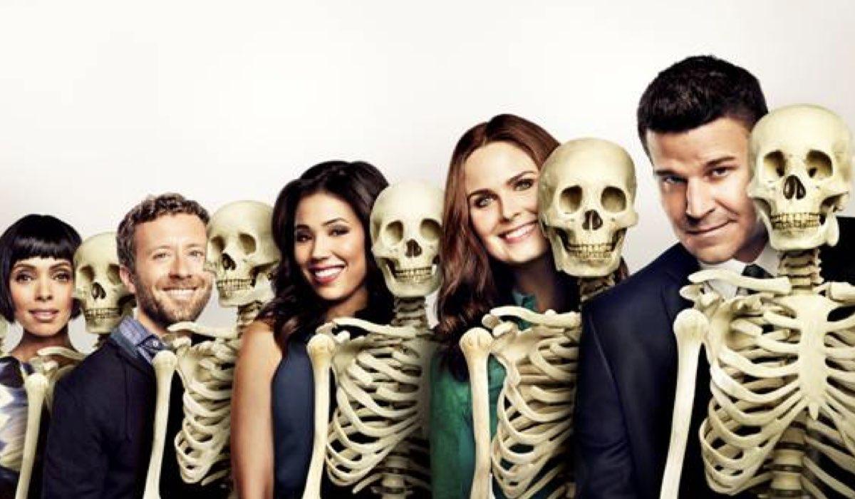 Bones, un'immagine promozionale della dodicesima e ultima stagione. Credits: Mediaset