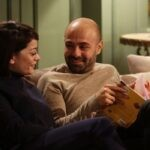 Brave and Beautiful: Cahide (Sezin Akbasogullari) e Korhan (Erkan Avci). Credits: Mediaset.