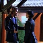 Brave and Beautiful: Cesur (Kıvanç Tatlıtuğ) e Suhan (Tuba Büyüküstün) si parlano nella notte. Credits: Mediaset