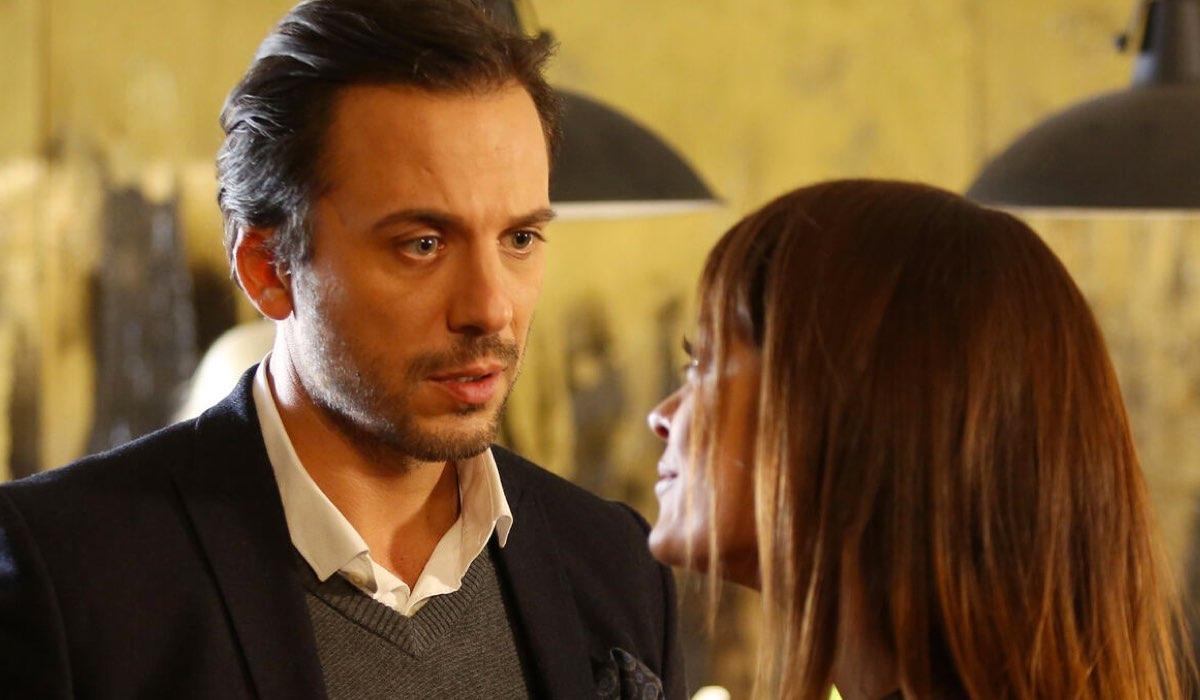 Serkan Altunorak (Bülent Aydinbas) e Sezin Akbasogullari In Brave And Beautiful Credits: Mediaset
