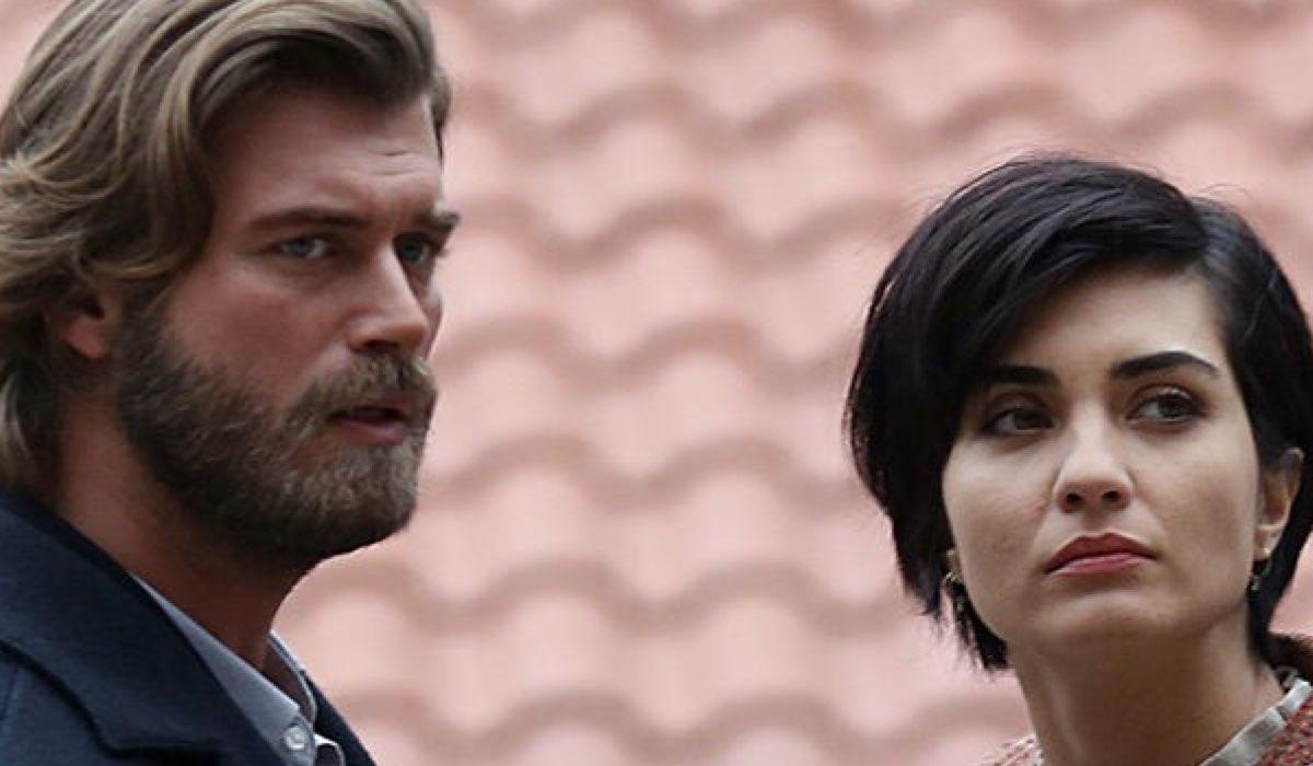 Cesur (Kıvanç Tatlıtuğ) e Suhan(Tuba Büyüküstün) in Brave and Beautiful Credits: Mediaset