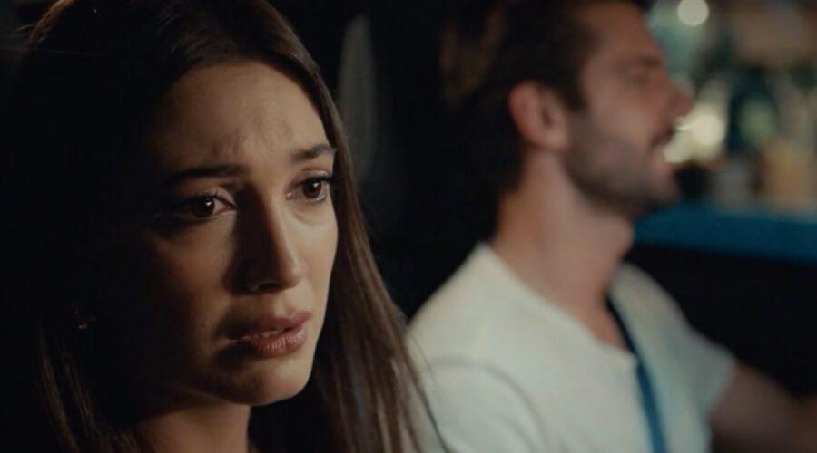 Deniz (Cemre Gumeli) Piange In Mr Wrong Credits: Mediaset