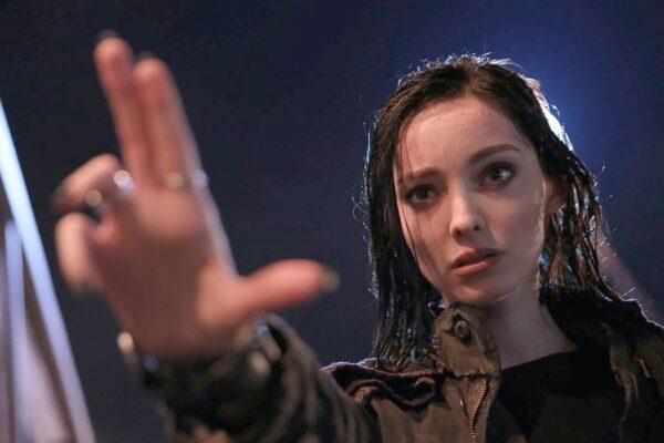 Emma Dumont Interpreta Lorna Dane In The Gifted Credits: Fox