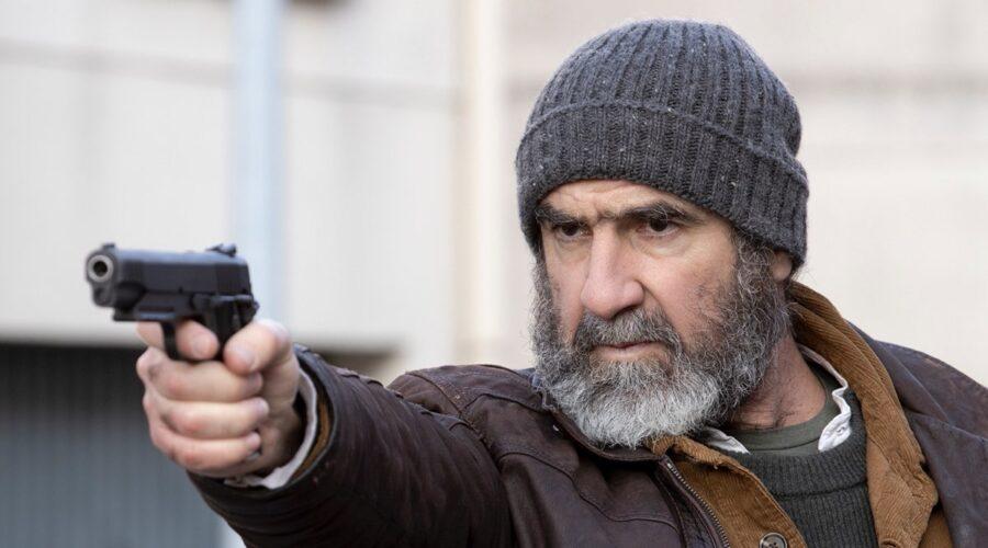 Eric Cantona (Tom Bareski ) Ne Il Giustiziere Credits: Sky