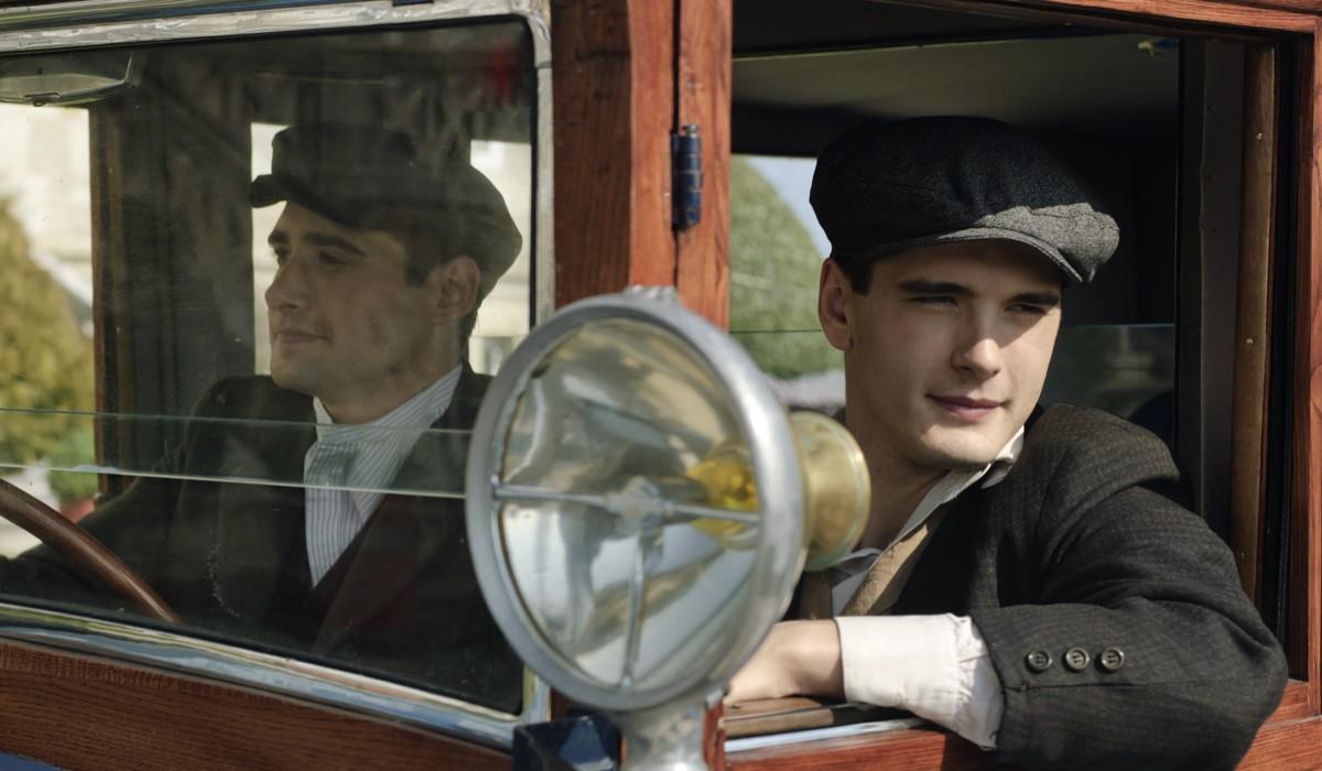 Llorenç González (Andrés) e Yon Gonzales (Julio Olmedo) in una scena di