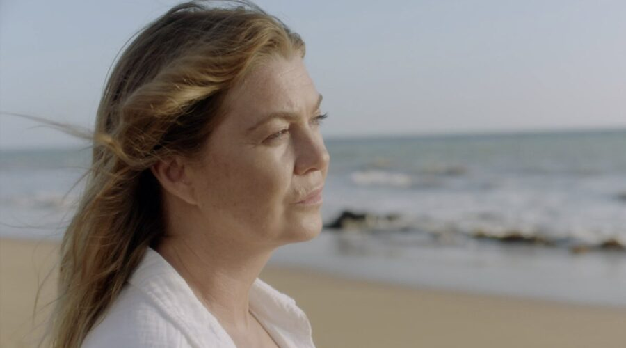 Grey's Anatomy 17: Meredith Grey interpretata da Ellen Pompeo. Credits: Disney+/Star
