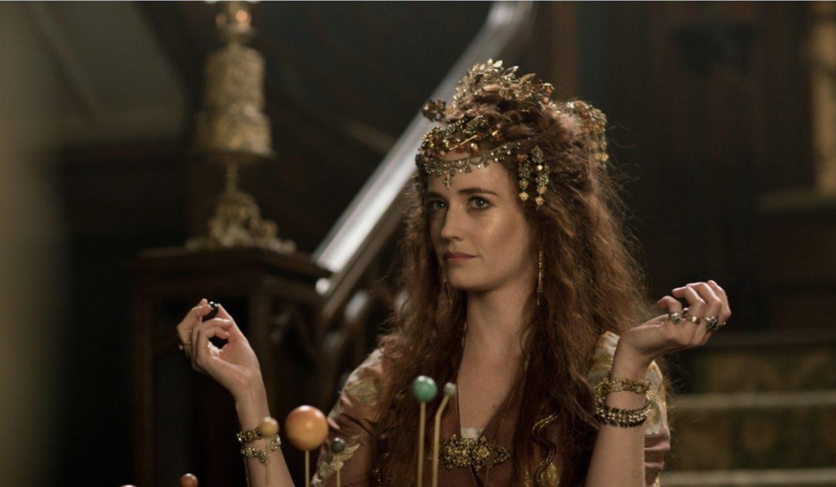 """Eva Green in una scena de """"I Luminari - Il Destino nelle Stelle"""", in arrivo su Sky Serie. Credits: Sky"""