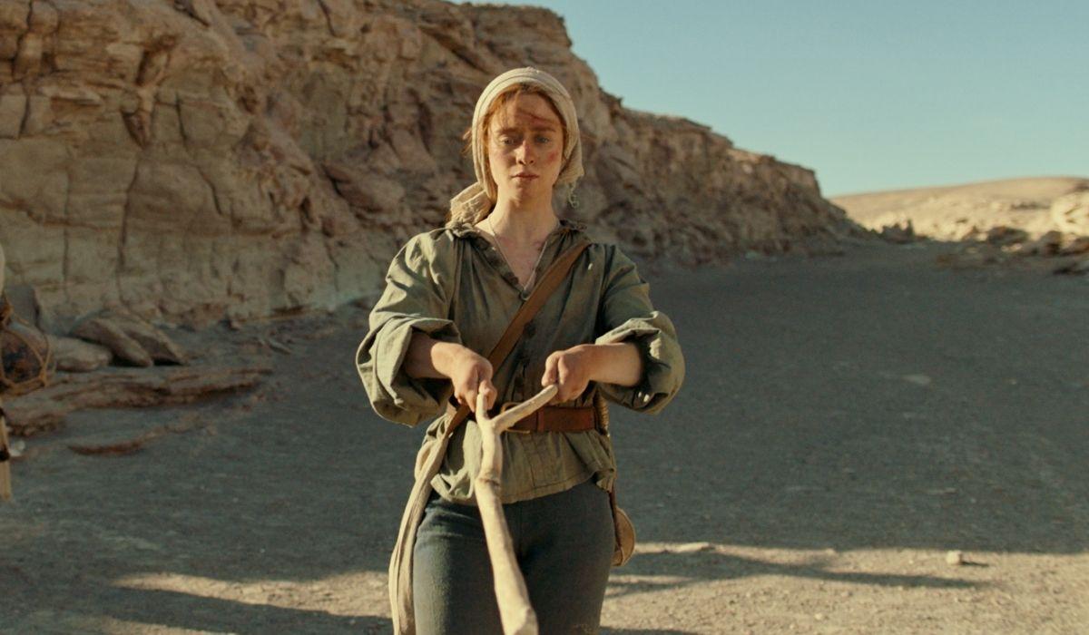 Inés dell'Anima Mia: Elena Rivera interpreta Inés Suarez. Credits: Mediaset.