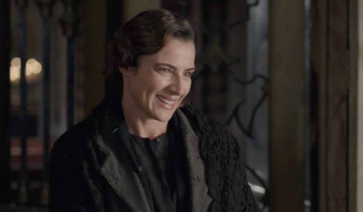 La Vita Promessa: Carmela Rizzo interpretata da Luisa Ranieri in una scena del primo episodio della prima stagione. Credits: Rai