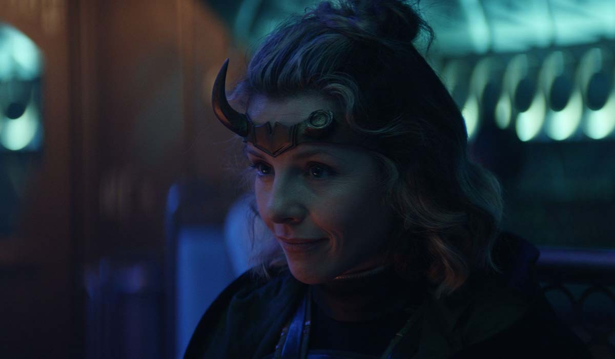Sylvie (Sophia di Martino) nella serie televisiva Loki. Credits: The Walt Disney Company e Marvel Studios.
