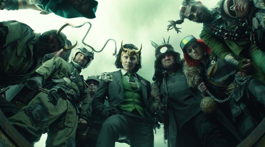 Le varianti nella serie televisiva Loki. Credits: The Walt Disney Company e Marvel Studios.