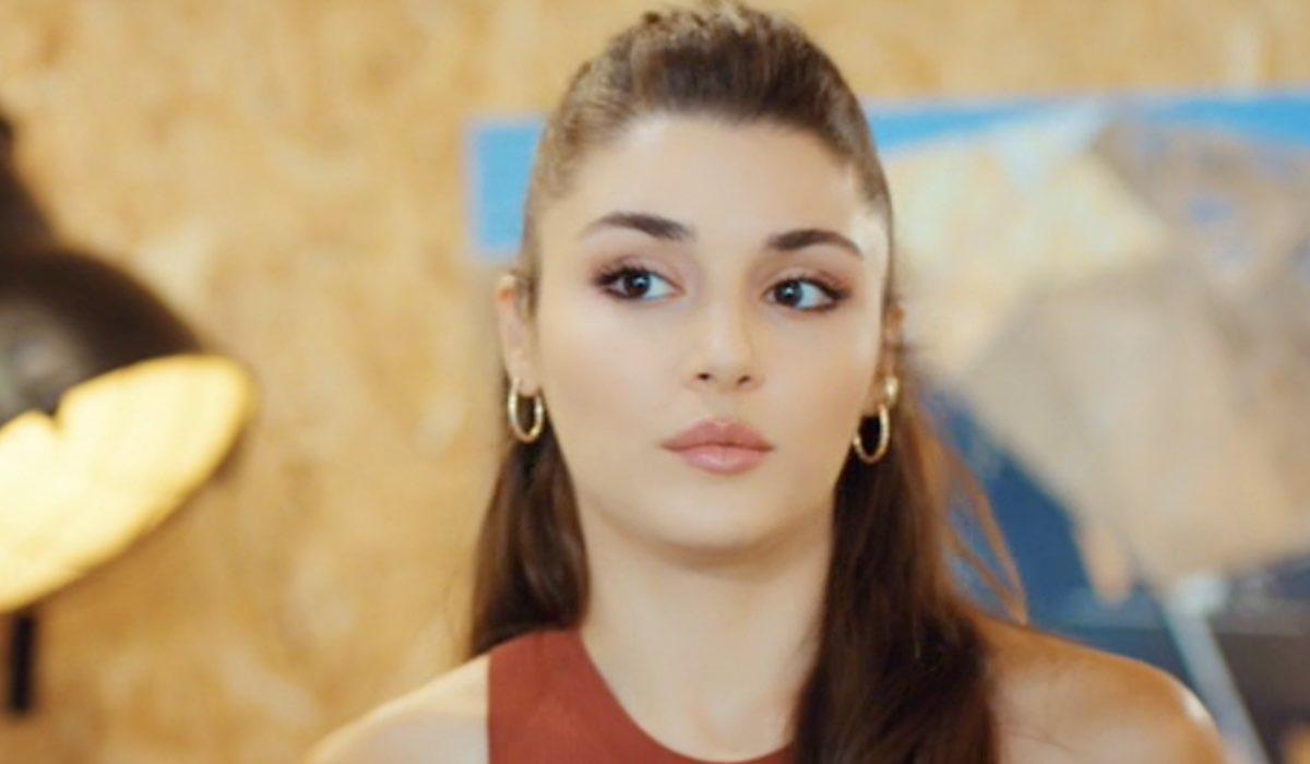 Love Is In The Air, episodio 24: Eda Yıldız interpretata da Hande Erçel. Credits: Mediaset