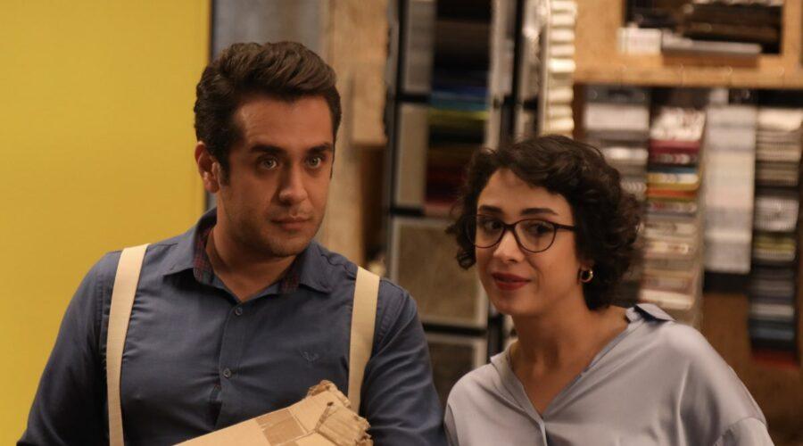 Love Is In The Air: Seyfi Çiçek interpretato da Alican Aytekin e Leyla Haktan interpretata da İlkyaz Arslan. Credits: Mediaset