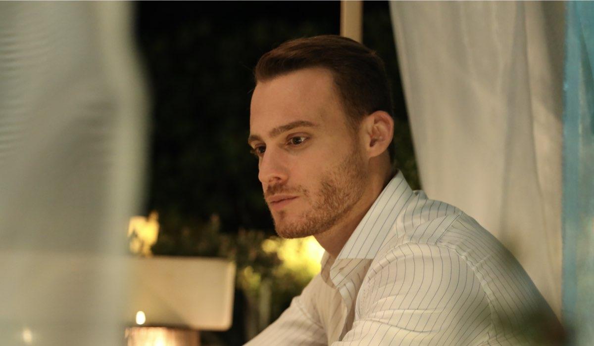Love Is In The Air: Serkan Bolat interpretato da Kerem Bürsin. Credits: Mediaset