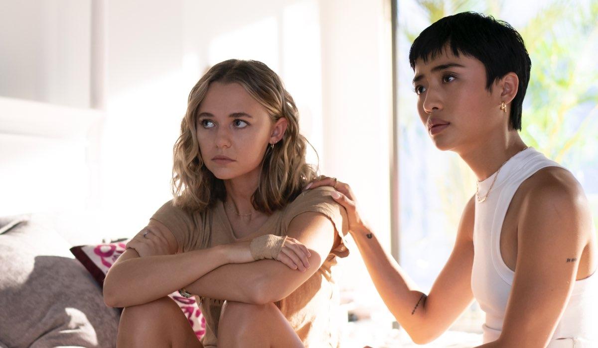 Madison Iseman e Brianne Tju In