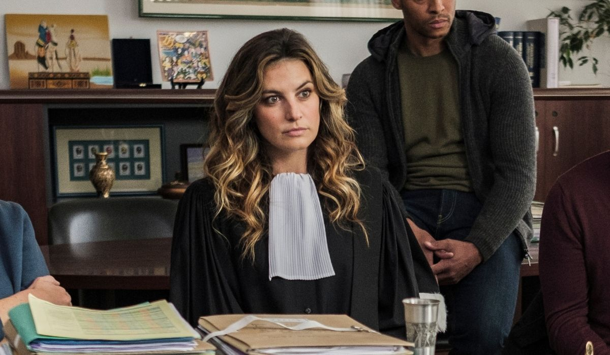 Olivia - Forte come la verità: Laetitia Milot è Olivia Alessandri, avvocato degli oppressi. Credits: Mediaset