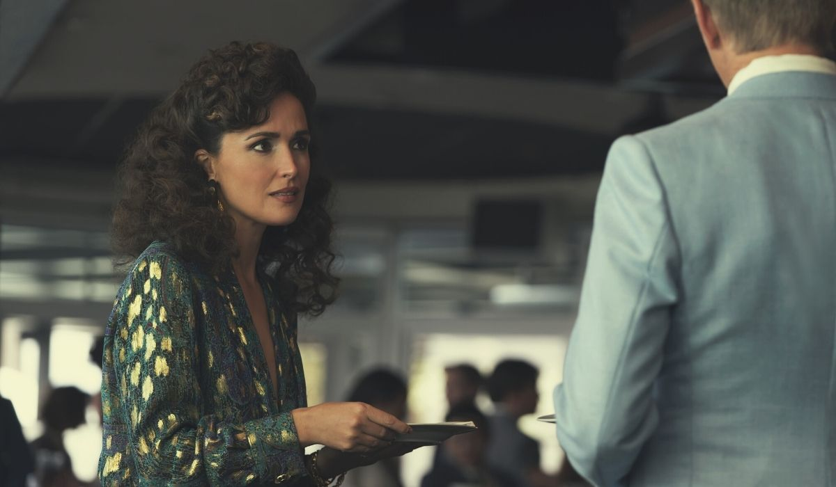 Physical: Rose Byrne interpreta la protagonista Sheila Rubin. Credits: Apple TV+