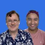 """Da sinistra: Jeremy Swift e Nick Mohammed di """"Ted Lasso"""". Credits: Cattura Schermo/Apple TV+."""