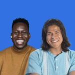 """Da sinistra: Toheeb Jimoh e Cristo Fernández di """"Ted Lasso"""". Credits: Cattura Schermo/Apple TV+."""