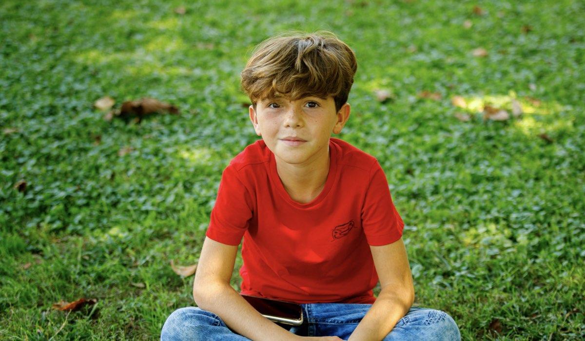 Gennaro De Simone (Jimmy) in un posato per