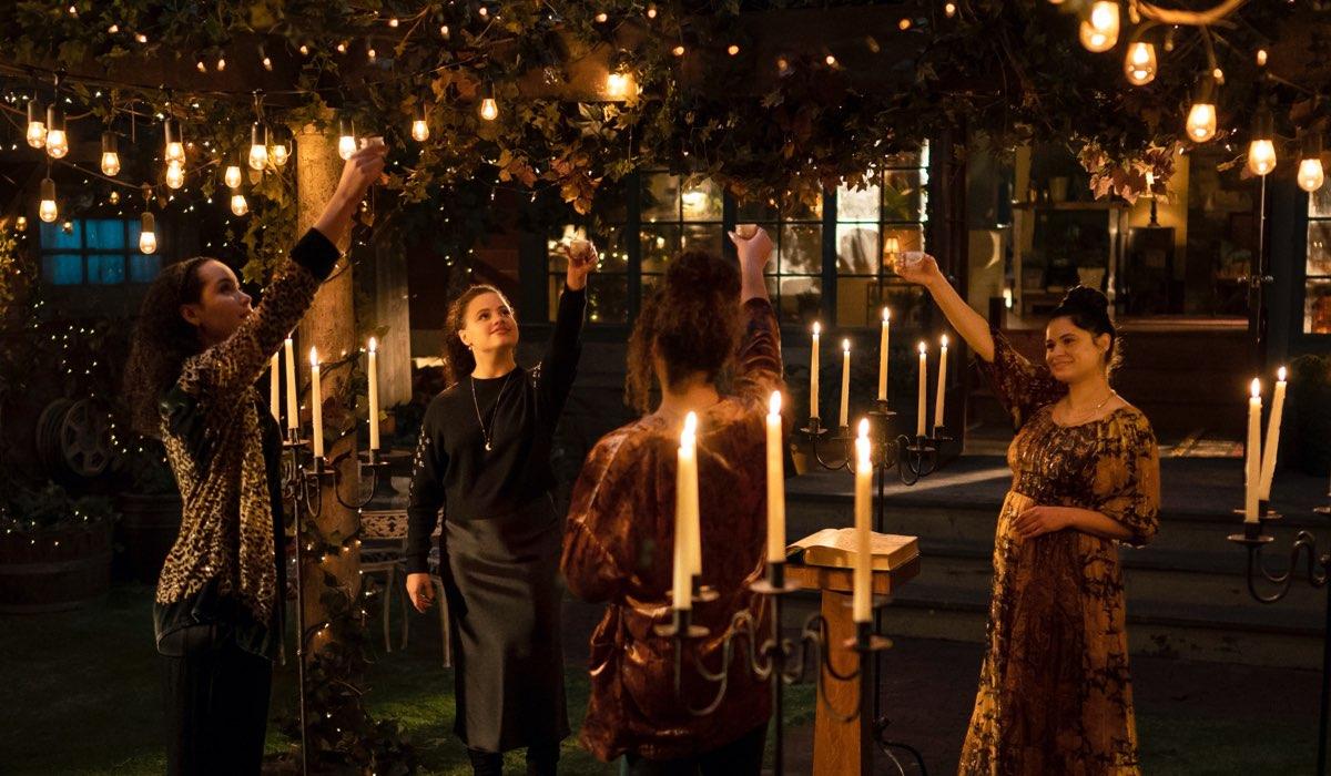 Una Scena Di Charmed 3 Stagione Credits: Rai 4