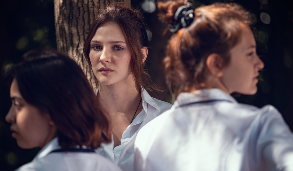 Una Scena Di Love 101 Credits: Huseyin Bilgi/Netflix