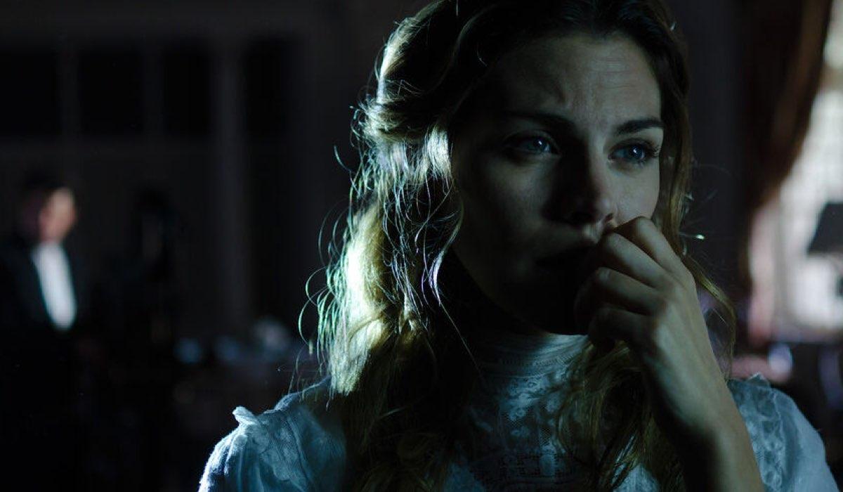 Amaia Salamanca Interpreta Alicia Alarcon In Grand Hotel Credits: Mediaset