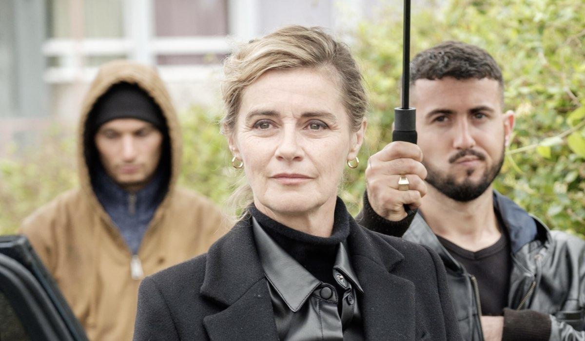 Anne Consigny Interpreta Gaelle Brak In Gloria Credits: Mediaset