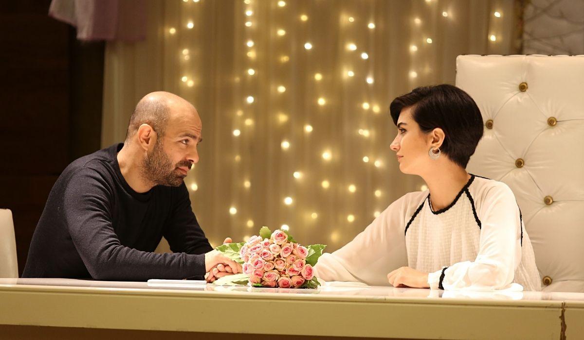 Brave and Beautiful (da sinistra): Korhan (Erkan Avci) e Suhan (Tuba Büyüküstün). Credits: Mediaset