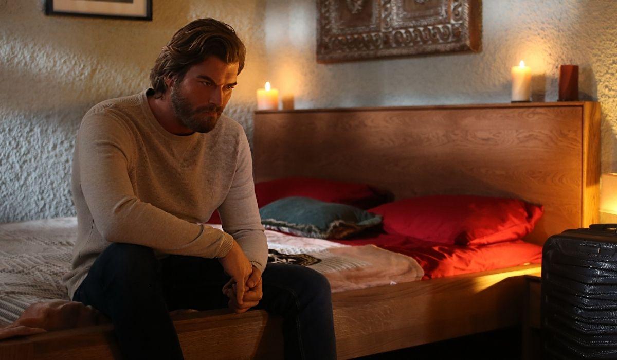 Brave and Beautiful: Cesur (Kıvanç Tatlıtuğ) in una scena dell'episodio 37. Credits: Mediaset