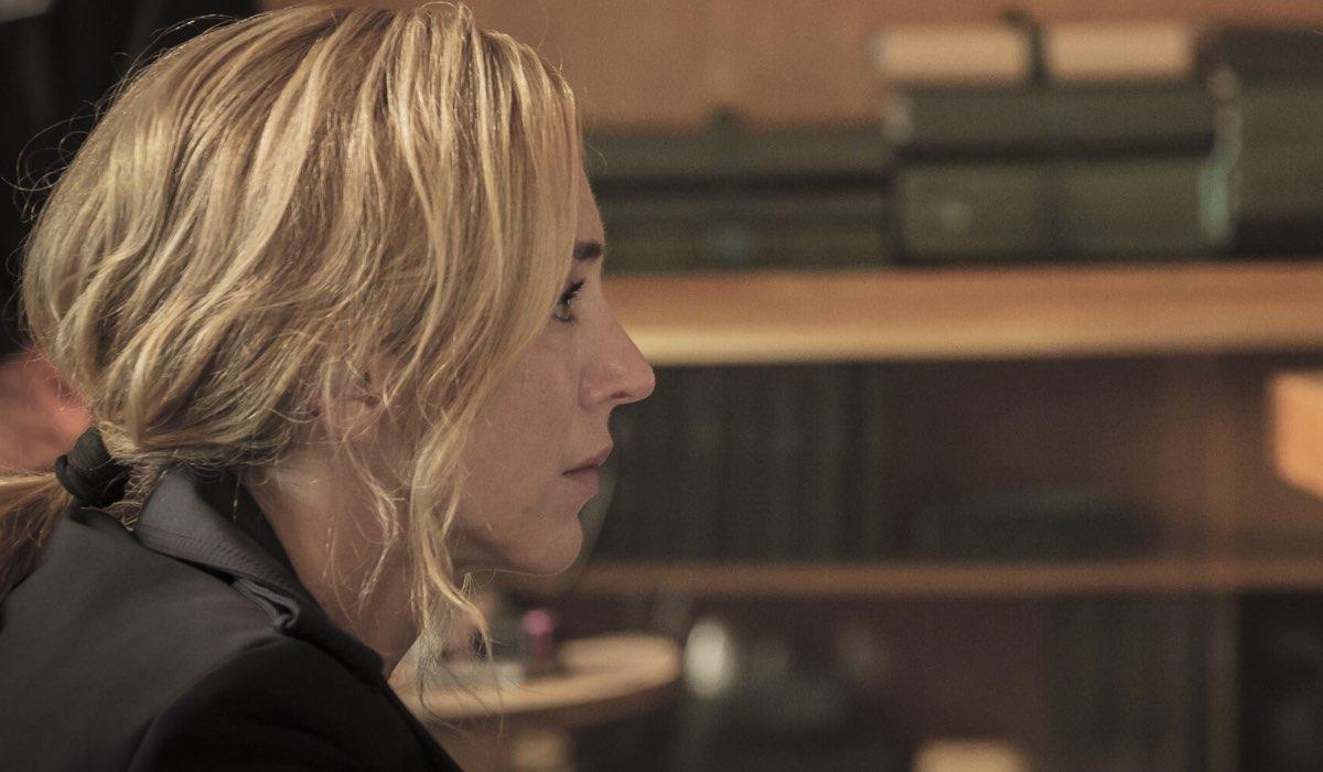 Cyrielle Debreuil Interpreta Solene In Olivia - Forte Come La Verità, Credits: Mediaset