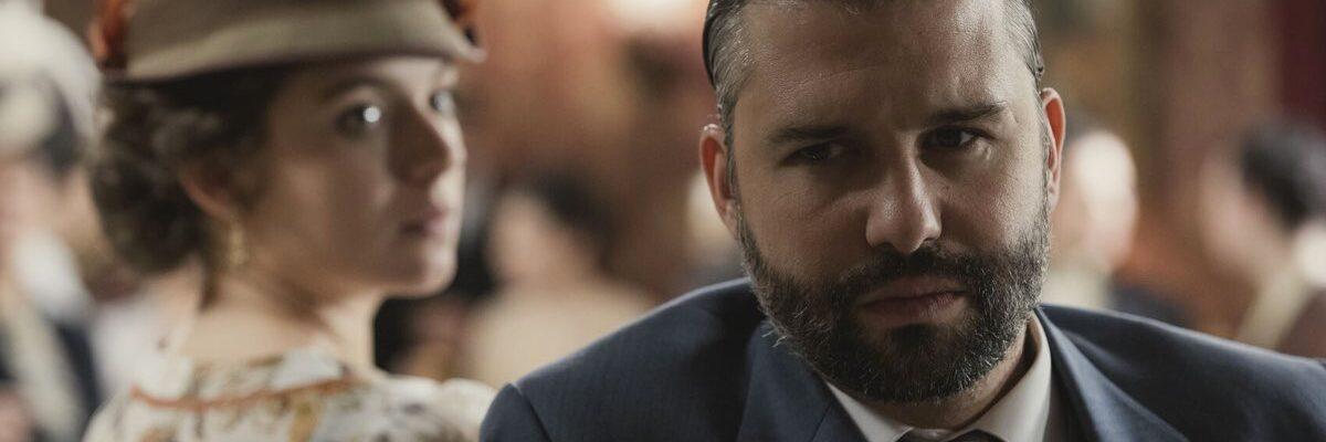 Felipe Contro Genoveva In Una Vita Credits: Mediaset