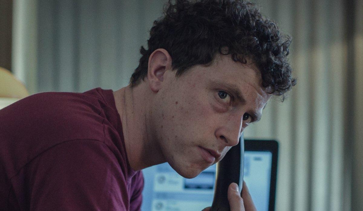 Finnegan Oldfield In Svaniti Nel Nulla Credits: Magali Bragard/Netflix