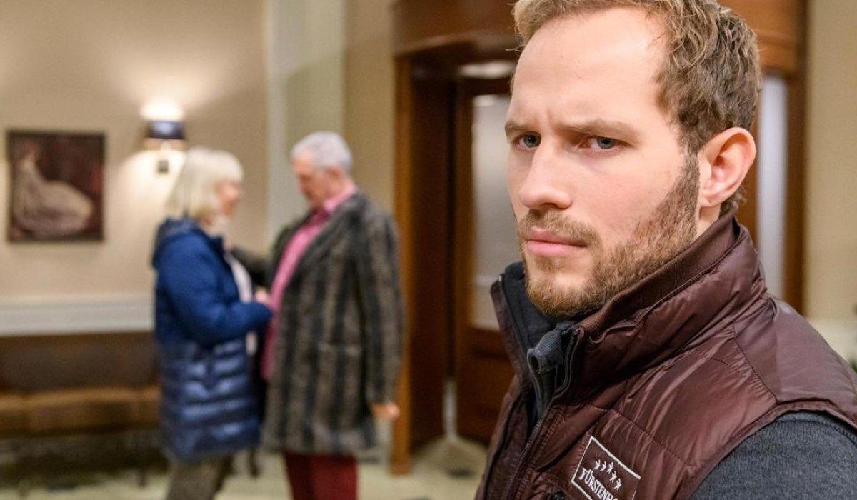 Florian Ascolta Andre In Tempesta D'Amore Credits: Das Erste