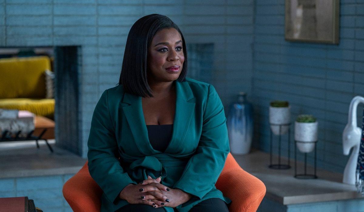 In Treatment 4: Uzo Aduba è la dottoressa Brooke Taylor. Credits: Sky Atlantic.