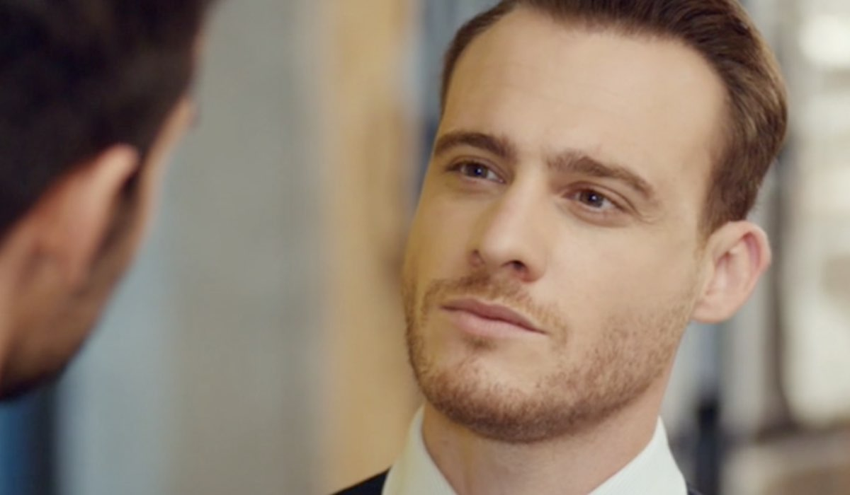 Love Is In The Air, episodio 46: Serkan Bolat interpretato da Kerem Bürsin. Credits: Mediaset