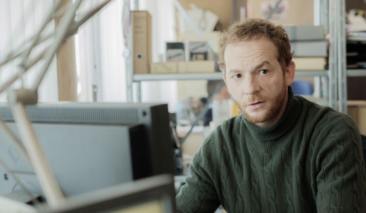 Malik Zidi Interpreta Denis In Gloria Credits: Mediaset
