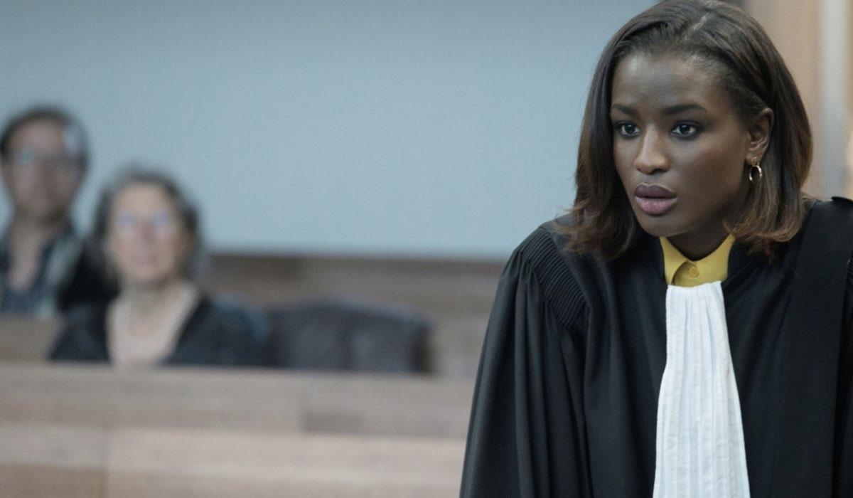 Mariama Gueye Interpreta Clarisse In Gloria Credits: Mediaset