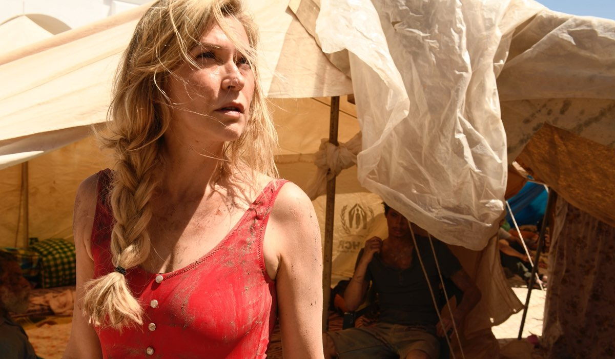 Marie-Josée Croze Interpreta Claire In Una Scena Di Mirage Credits: Sky