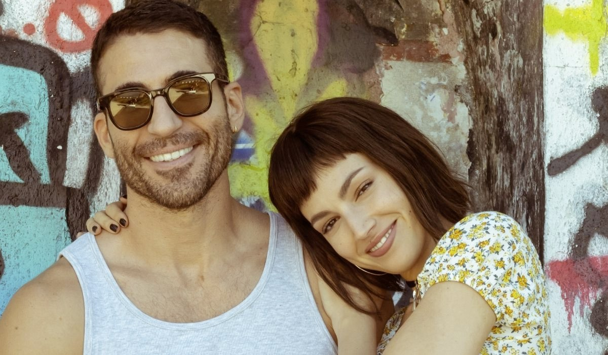 Miguel Angel Silvestre (Rene) e Ursula Corbero (Tokyo) Ne La Casa Di Carta 5 Credits: Netflix