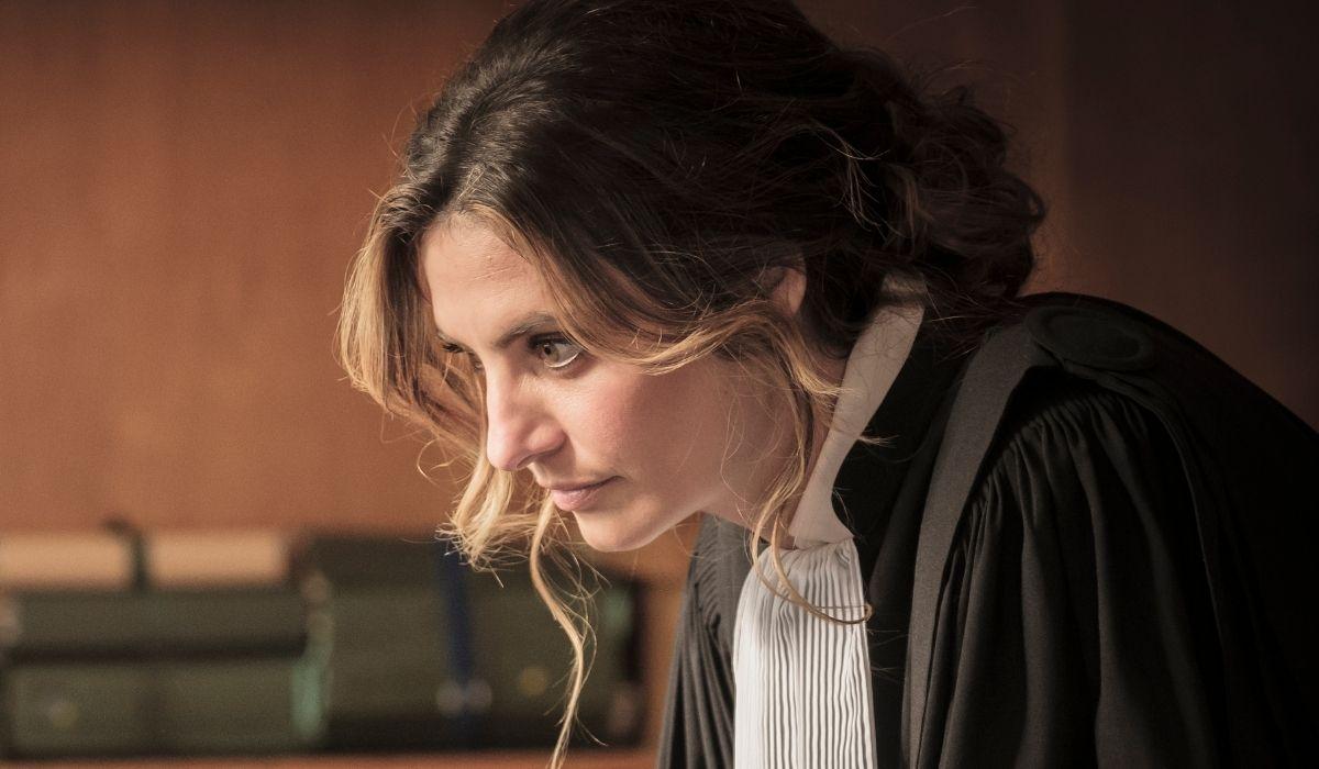 Olivia - Forte come la verità: Laetitia Milot interpreta l'avvocato Olivia Alessandri. Credits: Mediaset