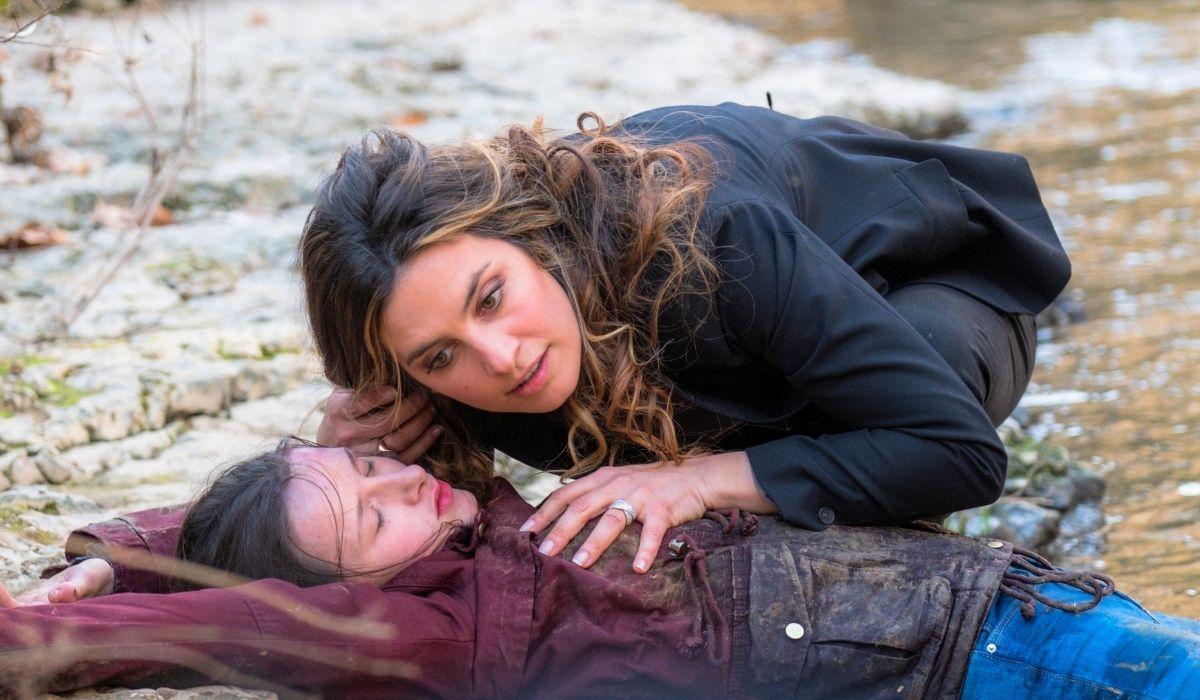 Olivia - Forte come la verità: Olivia Alessandri (Laëtitia Milot) in un episodio della serie. Credits: Mediaset.