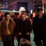 Selena Gomez (Mabel), Martin Short (Oliver) e Steve Martin (Charles) in una scena di