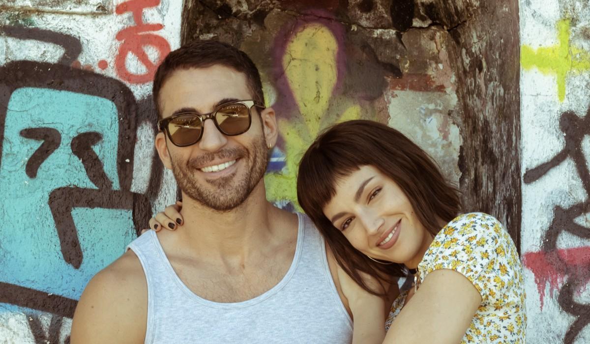 Miguel Angel Silvestre (Rene) e Ursula Corbero (Tokyo) ne La Casa Di Carta 5 Credits: Tamara Arranz/Netflix.