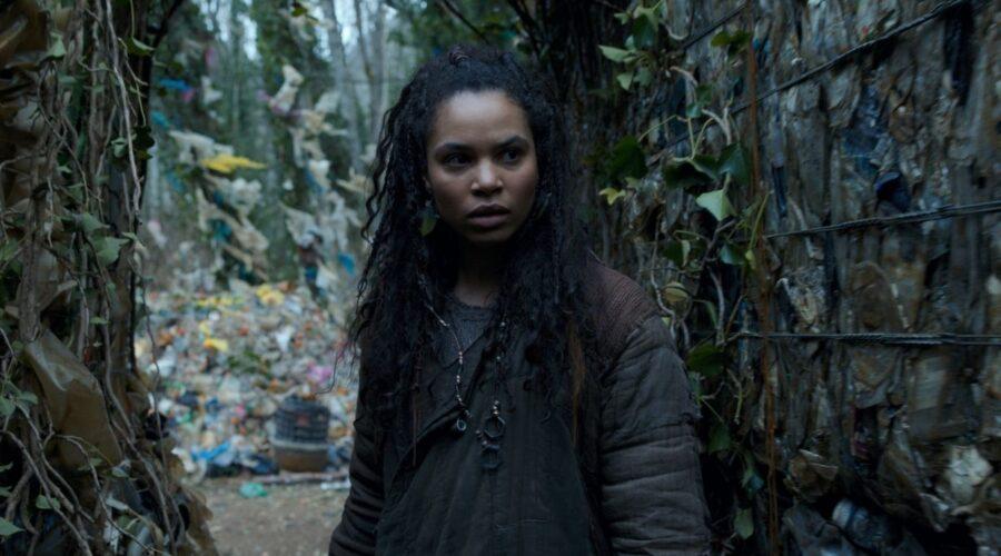 See: Nesta Cooper interpreta Haniwa. Credits: Apple TV+