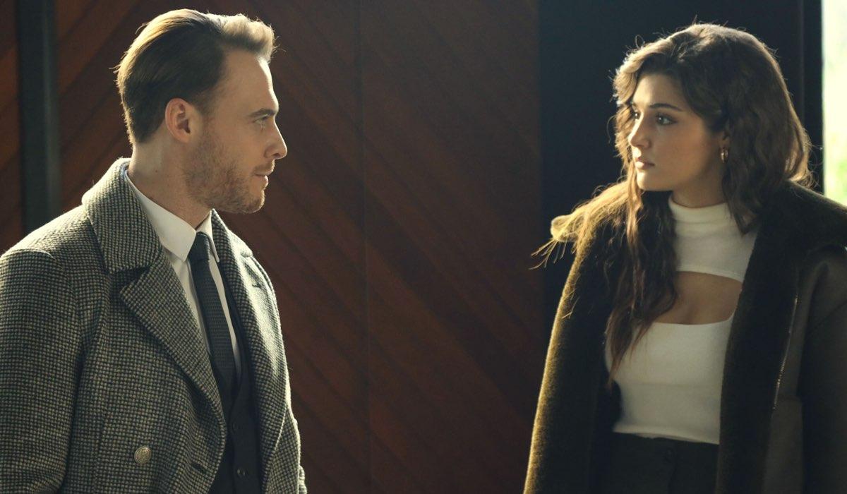 Serkan Bolat ed Eda Yildiz Insieme In Una Scena Di Love Is In The Air Credits: Mediaset