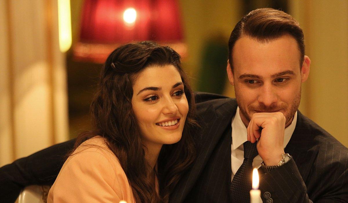 Serkan Insieme ad Eda In Una Scena Di Love Is In The Air Credits: Mediaset