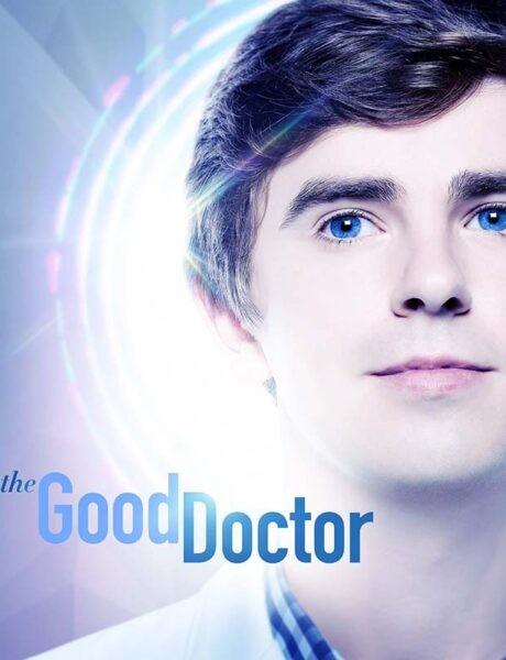 La locandina della serie TV The Good Doctor. Credits: ABC.